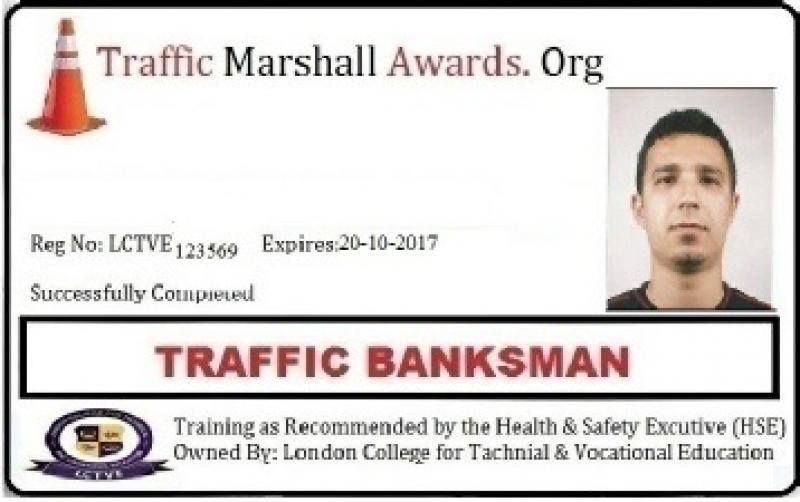 Traffic Marshall in aceeasi zi