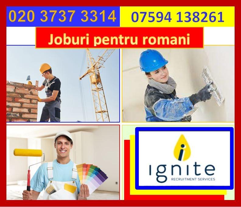 ROMANIAN Recruitment Resourcer  Londra
