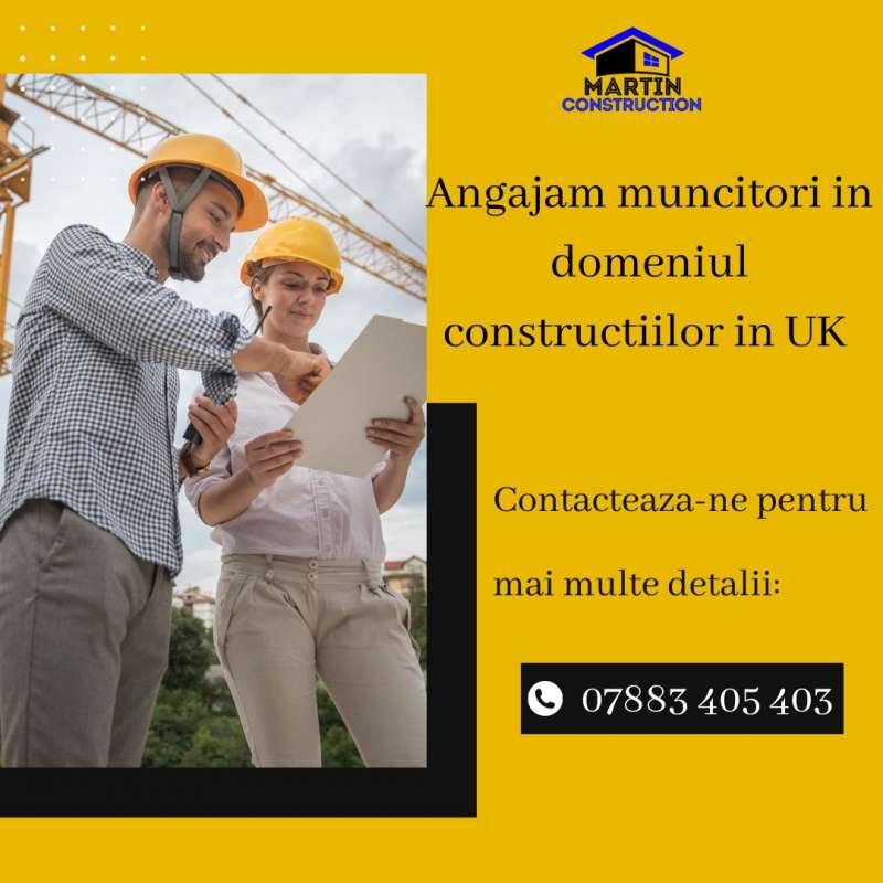 Constructii  job