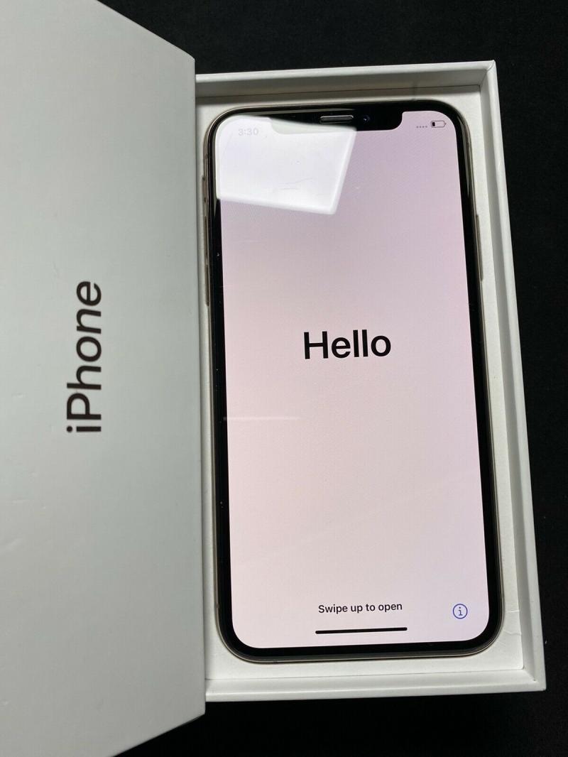 Vand Iphone XS Gold-Rose 256GB- £350