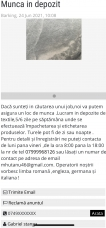 Locuri de munca Barking GABRIEL STANGA / ȚEPAR