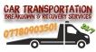 Servicii UK Tractari Auto, Breakdown Recovery 24/7